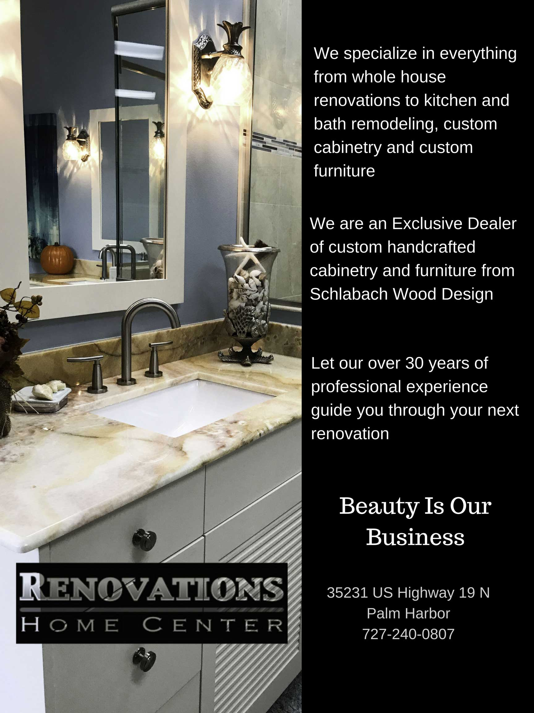Bathroom Remodeling in Palm Harbor | Professional Kitchen, Bath and ...