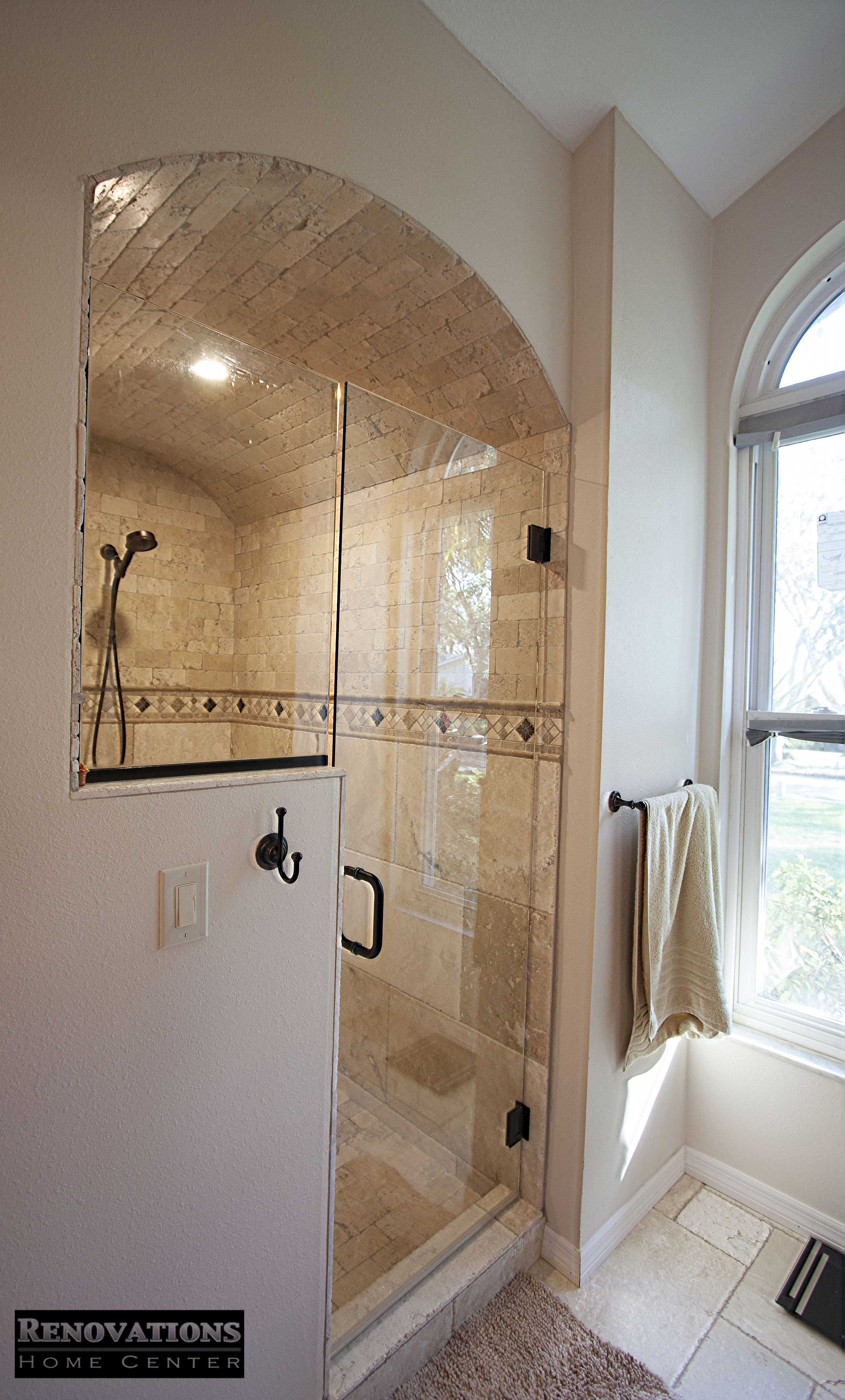 Bathroom Remodeling Custom Cabinets In Palm Harbor Professional - Gary's home and bathroom remodeling