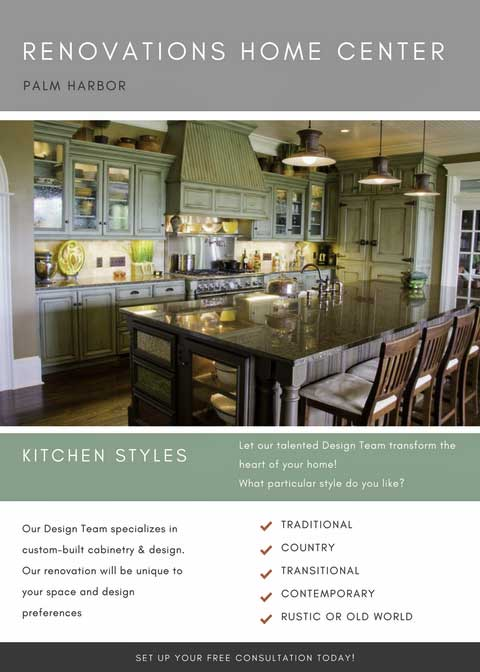 ... And Home Renovation Company With Over 30 Years Of Experience And Offer  Only The Best Variety Of Design And Renovation Options. When Creating A  Kitchen, ...